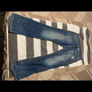 Rock Revival blue jeans waist 33 inseam 32